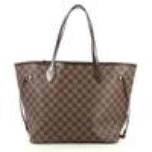 LV Damier MM Neverfull Bag